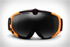 04d56c668ef Zeal Optics Goggles Camera Goggle Blaze Camo Dark Grey 10988 is designed  for unisex and the frame is orange. This style has a large - lens diameter.