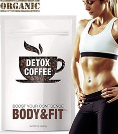 Detox Coffee to lose Weight and boost your confindence Detox Organics, Best Fat Burner, Lose Weight, Weight Loss, Good Fats, Stay Fit, Mists, Confidence, Feelings