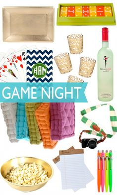 Game Night Party!