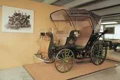 1897  Präsident – pierwszy samochód wyprodukowany w Europie Centralnej