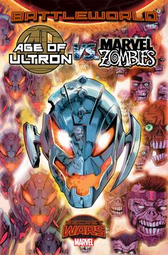 First Look: AGE OF ULTRON VS. MARVEL ZOMBIES #1 - Comic Vine