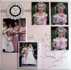 wedding scrapbook ideas | Card Ideas Scrapbooking Layouts Other Paper Craft Ideas Wedding ...