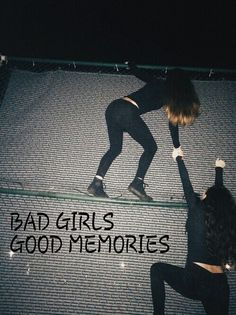 Image via We Heart It https://weheartit.com/entry/161267806/via/22302906 #bad #bestfriends #black #girls #grunge #image #true