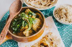 intialainen soijacurry / Hannan soppa