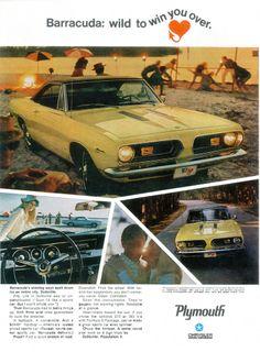 1967 Plymouth Barracuda (USA)