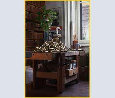Lorenzo Damiani allo Studio Museo Achille Castiglioni - Living / foto Andrea Basile