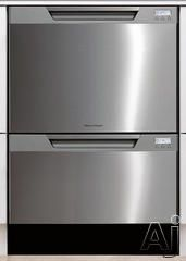 Two drawer dishwasher- only run both when you need it!  $1300