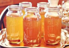 Apple Pie Moonshine is a Sweet But Powerful Homemade Brew #DIY trendhunter.com