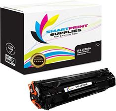 Smart Print Supplies 85A Compatible Replacement Toner Cartridge 1 Pack  Corresponding OEM Number: CE285A / 85A   Page Yield: 1,600 copies @ 5% coverage  Printer Compatibility: HP 1100 P1102W M1212NF  Box Contents: One 85A CE285A Black replacement toner cartridge.