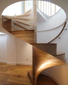 @cordycept | Stratiform staircase