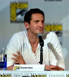 Sasha Roiz - Grimm Season 4 Panel - Comic-Con International 2014