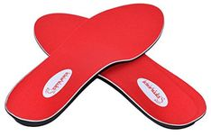 Orthotics for Flat Feet by Samurai Insoles®- Fight back against Plantar Fasciitis, Heel Pain, and Pronation. Simply Insert Our Arch Supports Into Mens or Womens Running Shoes, Dress Shoes or Boots- Mens 10 - 10 Heel Pain, Foot Pain, Plantar Fasciitis Inserts, Arch Support Shoes, Flat Feet, Hunting Boots, Best Running Shoes, Running Women, 3 D