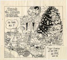Dennis the Menace Christmas, Hank Ketcham