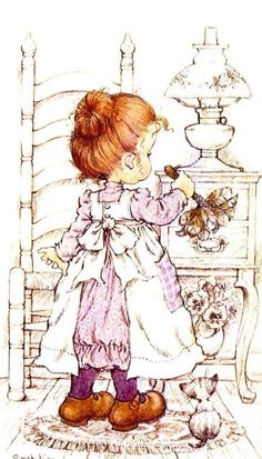 Sarah Kay Illustrations — Sarah Kay Illustrations
