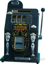 cool old slot machine