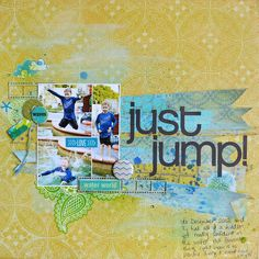 Just Jump by Leonie Waldron: http://porkchopandme.blogspot.com.au/