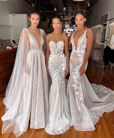 This fit-and-flare layers crosshatch-patterned tulle and romantic lace motifs over a mini Inessa jersey slip to create an illusion skirt. Hudson Marie from Maggie Sottero Designs on WeddingWire. Dream Wedding Dresses, Bridal Dresses, Wedding Gowns, Bridesmaid Dresses, Prom Dresses, Petite Wedding Dresses, Lace Wedding, Bridal Outfits, Party Wedding