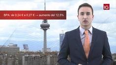 Inditex presenta resultados el 10/12/2015