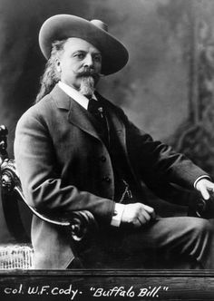 William F. Cody Aka Buffalo Bill Cody