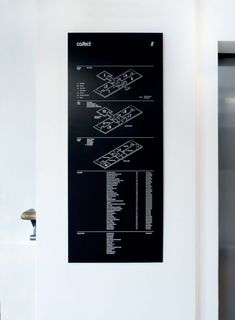 Creative Signage, Wayfinding, Utility, Collect, and 2017 image ideas & inspiration on Designspiration Directional Signage, Office Signage, Wayfinding Signage, Signage Design, Map Design, Sign Board Design, Sign System, Environmental Graphic Design, Design Graphique