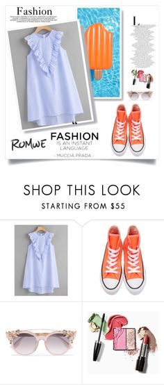 """""""Untitled #201"""" by zeljomoja ❤ liked on Polyvore featuring Converse and Jimmy Choo"""
