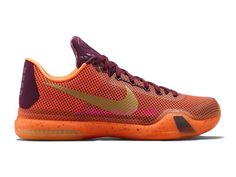 separation shoes 1f620 eb1df Chaussure Basket Homme Nike Kobe 10 Silk Road Orange Pas Cher 705317-676 -  Nikebasketballfr.com
