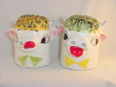 salt and pepper shakers | My So Called Crafty Life