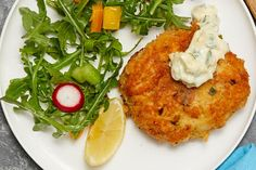 Discover some of our best new recipe ideas for spring. Kraft Recipes, Fish Recipes, Seafood Recipes, New Recipes, Seafood Dishes, Yummy Recipes, Yummy Food, Potato Patties, Fish Patties