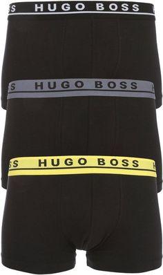 b6780aefd5 Hugo Boss 3 Pack Trunk Boxershorts Black Medium TD087 ii 20  fashion   clothing