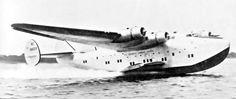 Pan Am Clipper flying boat