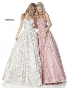 Sherri Hill 51574 - Formal Approach Prom Dress