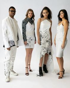 """Columbus College of Art and Design 2020 Fashion Show was canceled due to Covid-19. It would have featured the fashion line Mercy. Mercy was created by fashion student Makenzie Stiles. The designs featured Works by prisoner Donald """"C-Note"""" Hooker. It was the first time in the school's 141-year-history a fashion line was created with Prison Art, and a first in the global history of fashion shows, models would have walked down the catwalk in clothing embedded with images from Prison Art… Fashion Line, Fashion Show, C Note, Prison Art, Student Fashion, Stiles, Girl Next Door, Catwalk, College"""