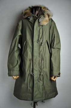 THE REAL McCOY'S f/w 2012 Parka Shell M-1948