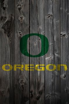 University of Oregon iPhone Wallpaper for the Oregon Ducks