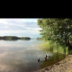 Lake Tuusula, Finland