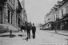 Krupówki, 1904 r.