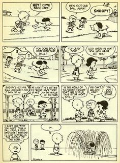 From There goes the shutout - A Peanuts Parade Book 13