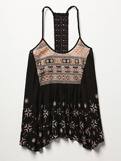 Free People Tamara Tunic
