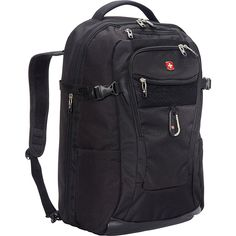 e17da12de6fb SwissGear Travel Gear 1900 Travel Laptop Backpack - eBags Exclusive     Find  out more details by clicking the image(This is an affiliate link and I  receive ...