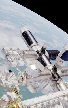 Realistic Spaceship Illustrations - The Logical Starting Point by brickmack Cosmos, Nasa Rocket, Computer Basics, International Space Station, Space And Astronomy, Space Program, Space Shuttle, Space Travel, Space Crafts