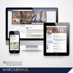 Redes Sociais – Esi Estamparia > Desenvolvimento e padronização das Redes Sociais para a empresa ESI Estamparia <  #redessociais #marcasbrasil #agenciamkt #publicidadeamericana