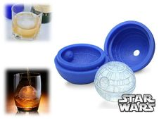 Other Ice Cream Tools Special Section 1pcs Ice Cream Maker Blue The Death Star Ice Cube Tray Molds For Ice Lego Death Star Ice Cube Form Silicone Maker Round Ball Diy Home & Garden