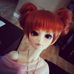 Jodie- Minifee Shushu by CookieMumBJD on DeviantArt