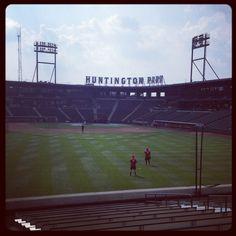 Huntington Park on Saturday, June 22, 2013.