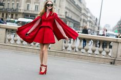 PFW Day Seven - Celebrity Fashion Trends