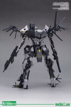 Armored Core - BFF 063AN Ambient