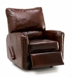 Basic Leather Recliner