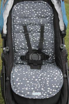 Pdf Pattern Universal Fit Seat Liner Pattern Pram