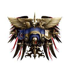 40k codex crest art - Google Search