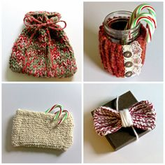 Tips for Knitters: Knit Gift Wrapping